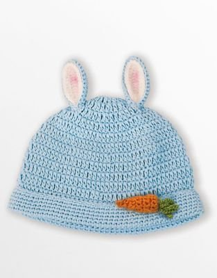 Bunnies by the Bay Infants Blue Bunny Beanie -Smart Value