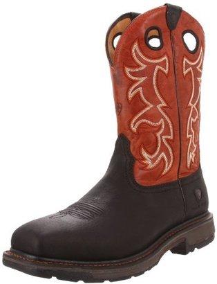 Ariat Men's Workhog Wide Square Toe Work Boot