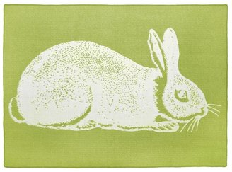 Thomas Paul Kiwi Bunny Alpaca Blanket