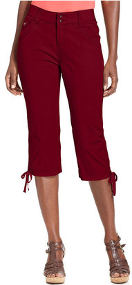 Helena Lee Platinum Pants, Cropped Cargo