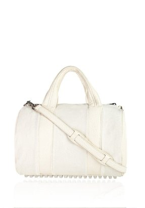Alexander Wang Rocco With Rhodium Hardware