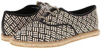 Loeffler Randall Odile (Black Mix) - Footwear