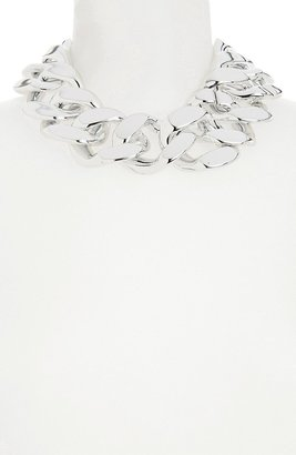 Topshop 'Extra Chunky' Chain Collar Necklace