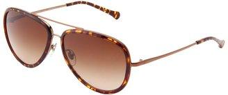 Tory Burch TY6025 (Havana/Brown Gradient) - Eyewear