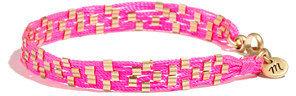 Madewell Flatweave Bracelet