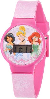 Disney Kids Princesses Digital LCD Watch