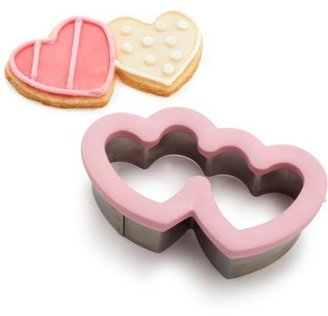 Wilton Comfort-Grip Double-Heart Cookie Cutter