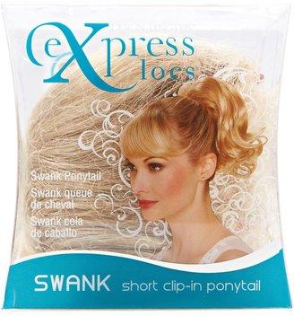 Sally Beauty ExpressLocs Ponytail Clip-in Swank Hairpiece Dark Blonde