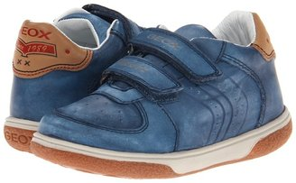 Geox Kids - Baby Summer Flick Boy 11 (Toddler) (Blue) - Footwear