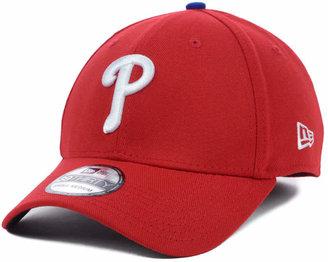 d3e3496c New Era Philadelphia Phillies Mlb Team Classic 39THIRTY Stretch-Fitted Cap