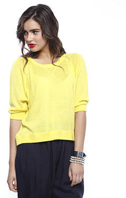 Forever 21 Fab Angora Blend Sweater