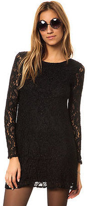 Glamorous The Lace Dress in Black