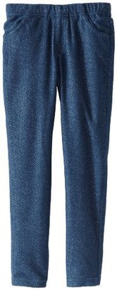 Tea Collection Girls 7-16 Sparkle French Terry Pants