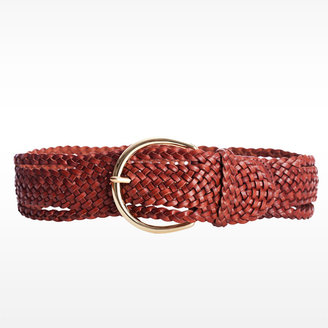 Linea Pelle Bo Classic Braid Belt