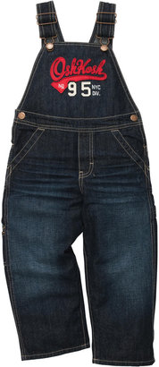 Osh Kosh Denim Overalls- Washed Rinse