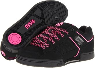 DVS Shoe Company Durham W (Black Nubuck) - Footwear