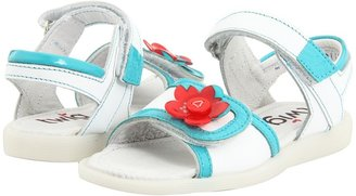 Twig Emily (Toddler/Little Kid) (Turquoise) - Footwear