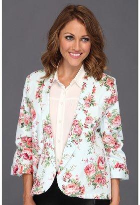 Brigitte Bailey Laylah Summer Flower Blazer