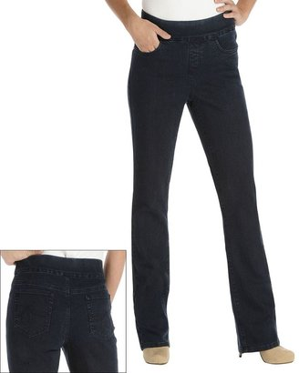 Lee slimming bootcut jeans - women's