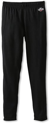 Hot Chillys Kids Midweight Bottom (Little Kids/Big Kids) (Black) Kid's Casual Pants