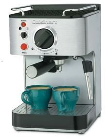 Cuisinart Pump Espresso Maker EM-100