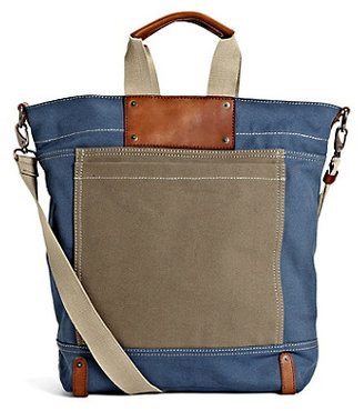 Lucky Brand Colorblock Tote Bag