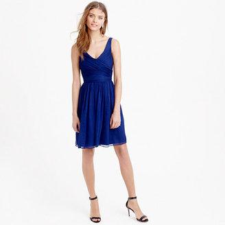 Heidi dress in silk chiffon $228 thestylecure.com
