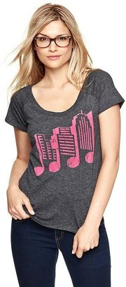 Gap + Threadless Melodicity T