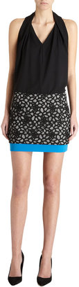 Diane von Furstenberg Elley Mini Skirt