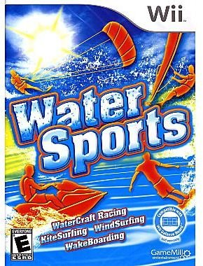 Nintendo Watersports Wii Game