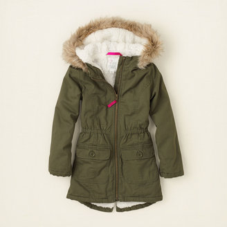 Children's Place Hooded parka