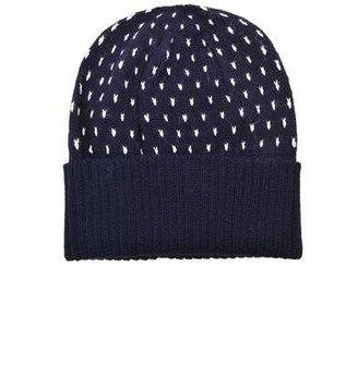Patrik Ervell Birdseye beanie hat