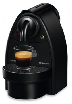 Nespresso Essenza Manual C91-US-BK-NE Espresso Maker in Black