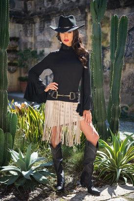 Union of Angels Allie Fringe Skirt 6311612421