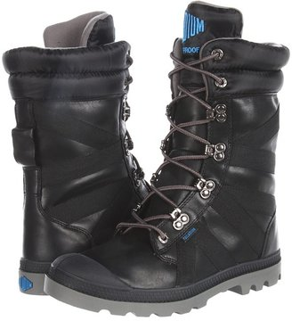 Palladium Pampa Thermal (Black/Metal) - Footwear