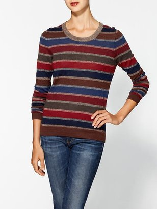 Marc by Marc Jacobs Pyo Striped Sweater