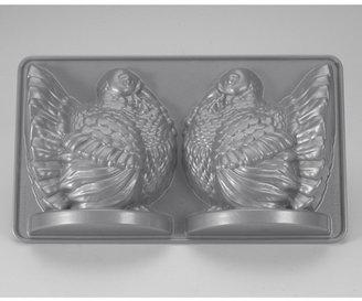 Nordicware Platinum Classic Turkey 3-D Cake Pan, 52348