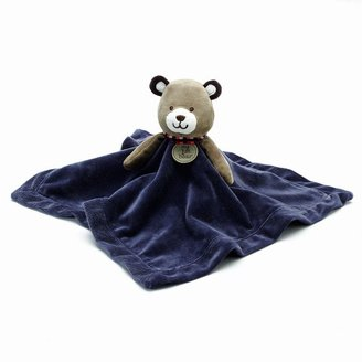 Carter's plush bear security blanket