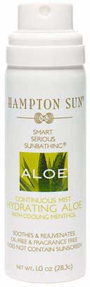 Hampton Sun Hydrating Aloe Continuous Mist, 1oz