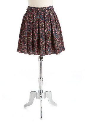 Collective Concepts Confetti Skater Skirt
