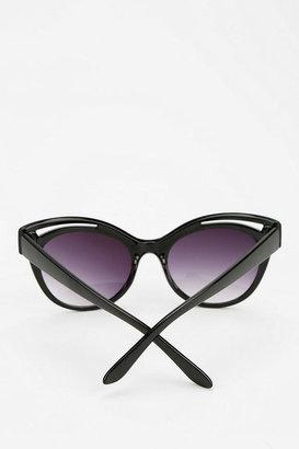 Cat Eye Cut To It Cat-Eye Sunglasses