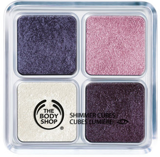 The Body Shop Bunch Of Violets Shimmer Cubes - Palette 23