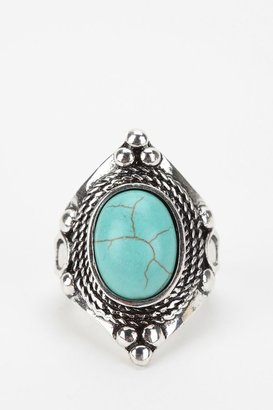 Urban Outfitters Roped Stone Ring