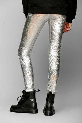 Sparkle & Fade Hologram Legging