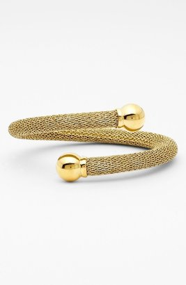 Nordstrom Adami & Martucci 'Mesh' Coil Bracelet Exclusive)