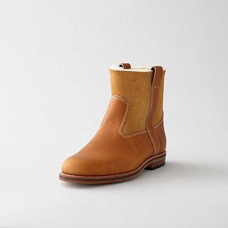Steven Alan LA BOTTE GARDIANE lisa shearling mountain boot