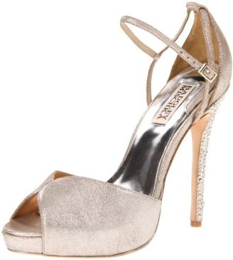 Badgley Mischka Women's Violetta Platform Pump