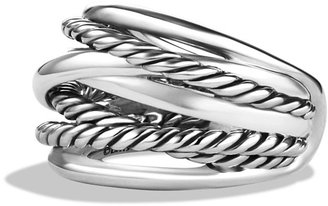 David Yurman Crossover Wide Ring