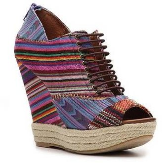 Chinese Laundry Make My Day Wedge Bootie
