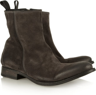 NDC Monet suede ankle boots